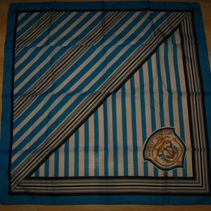Newport Yacht Club Vintage Large Square Scarf